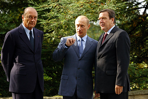 Putin_Schröder_Chirac