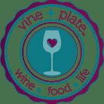 vine+plate circle logo