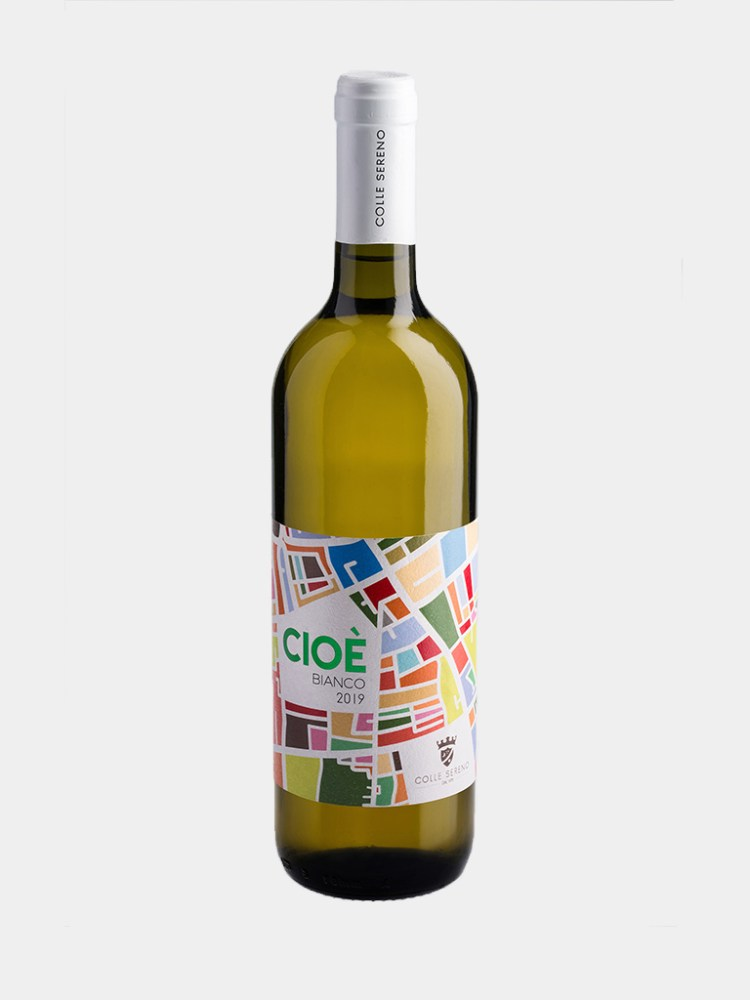Bottle of CIOE' Bianco IGP White Wine from Colle Sereno sold by Vine & Soul