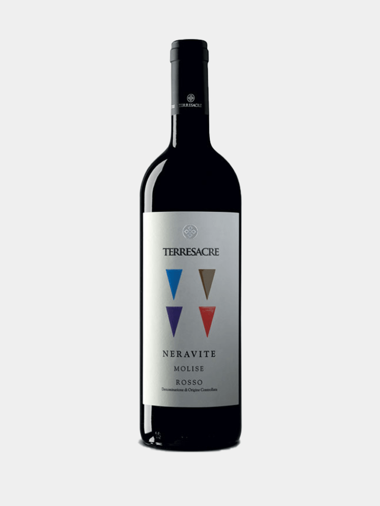 Bottle of Neravite Red Wine from Terrasacre sold by Vine & Soul