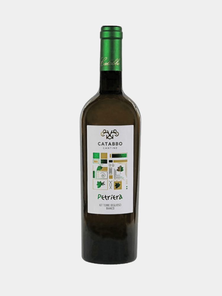 Bottle of Petriera Bianco White Wine from Catabbo sold by Vine & Soul