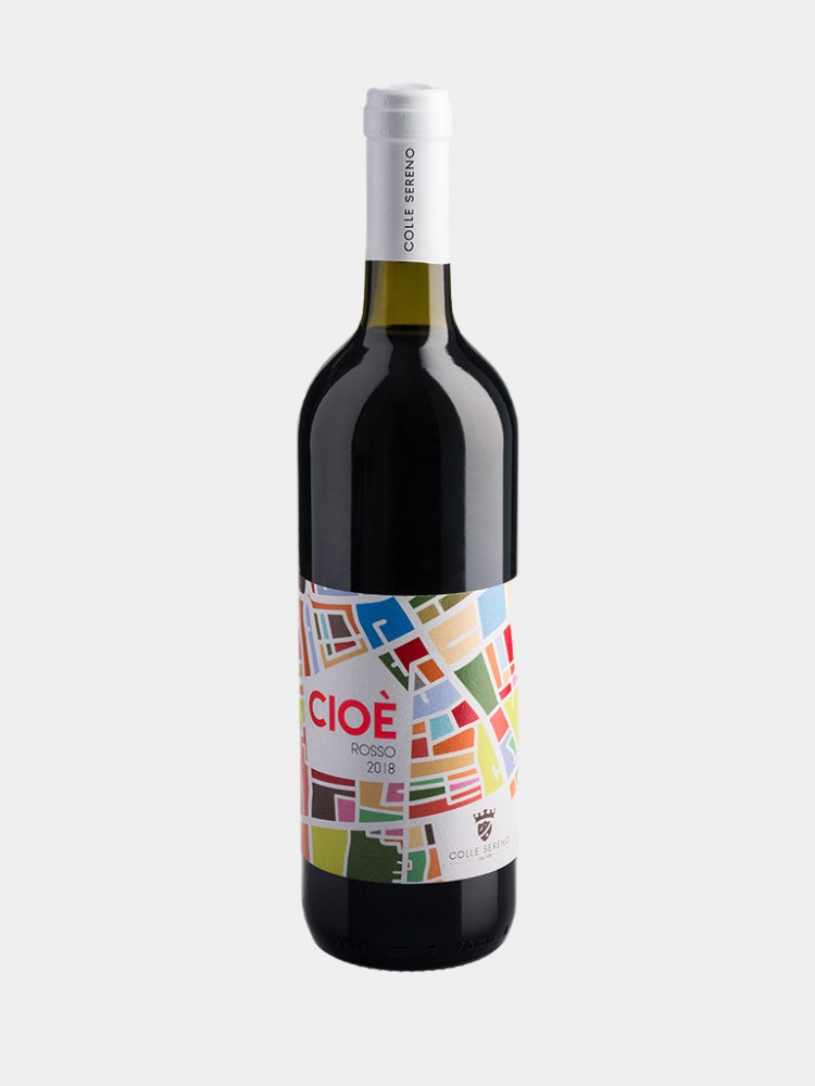 Bottle of CIOE' Rosso IGP Red Wine from Colle Sereno sold by Vine & Soul