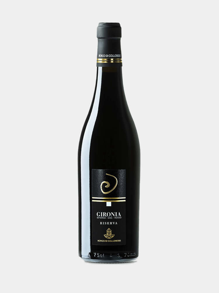 Bottle of Gironia Red Wine from Cantine Borgo di Colloredo sold by Vine & Soul