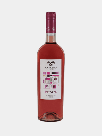 Bottle of Petriera Rosè Rose Wine from Catabbo sold by Vine & Soul
