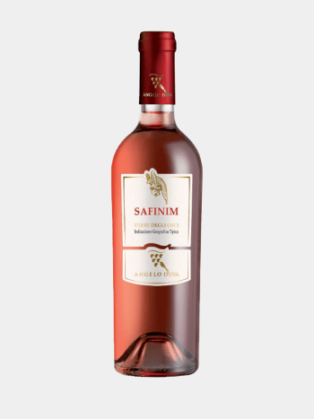 Bottle of Safinim Rose Wine from Angelo D'Uva sold by Vine & Soul