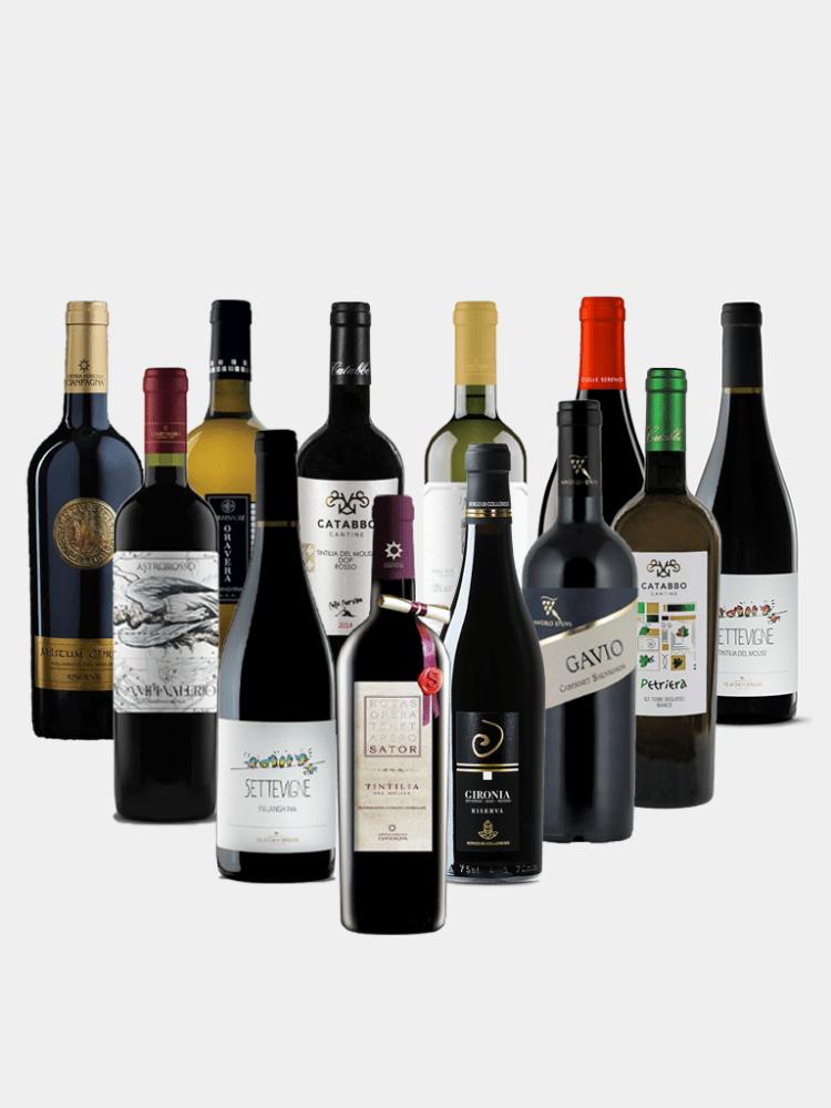 Vine and Soul Ultimate Case 12 Bottle