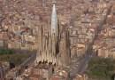 Видео: Как будет выглядеть La Sagrada Familia в Барселоне в 2026 году.