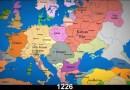 Видео: Этот короткий ролик блестяще иллюстрирует те изменения, которые Европа пережила в прошлом тысячелетии.