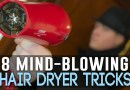 Это видео поможет вам понять, как еще можно использовать фен для волос.