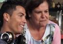 Видео: Футболист Криштиану Роналду продемонстрировал, что такое поход в кафе для знаменитости.