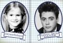 20 актеров в детстве: снимки из школьного фотоальбома.