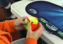 Видео: Парень установил новый мировой рекорд по сборке кубика Рубика 5х5.