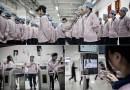 Bloomberg опубликовал фотографии с одной из самых секретных фабрик, где производят смартфоны Apple.