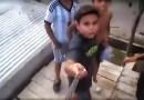 Видео: Этим пацанам точно удалось заснять запоминающееся селфи.