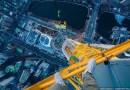 Видео: Руферы покорили 555-метровый небоскрёб в Южной Корее.