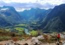 Самые красивые долины на планете Земля.