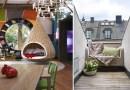 Самые необычные дизайнерские решения для любителей почитать дома.