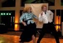 Видео: Мать и сын зажгли на свадьбе!