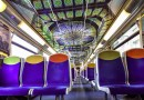 Французские поезда превратили в передвижные художественные музеи.