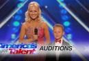 Видео: 9-летний мальчик и его мама удивили публику и жюри шоу «Америка ищет таланты» своим зажигательным танцем.