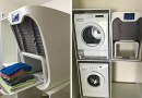 Американский стартап разработал роботизированную машину для глажки и складывания одежды. (+Видео)