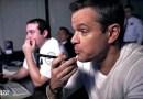Видео: Актёр Мэтт Дэймон разыграл случайных людей, предложив им стать участниками шпионского задания.