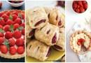 Вы должны обязательно попробовать эти 15 клубничных десертов.