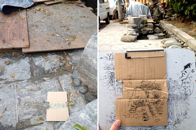 drawing-with-waste-paper-vinegret (2)