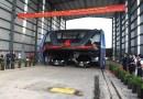 Китайцы все же построили свой необычный автобус. [Видео]