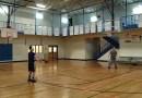 Видео: Баскетболистка из США установила рекорд по количеству трехочковых попаданий за одну минуту.