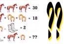 Эта ковбойская головоломка заставит вас немного поднапрячь свои извилины.