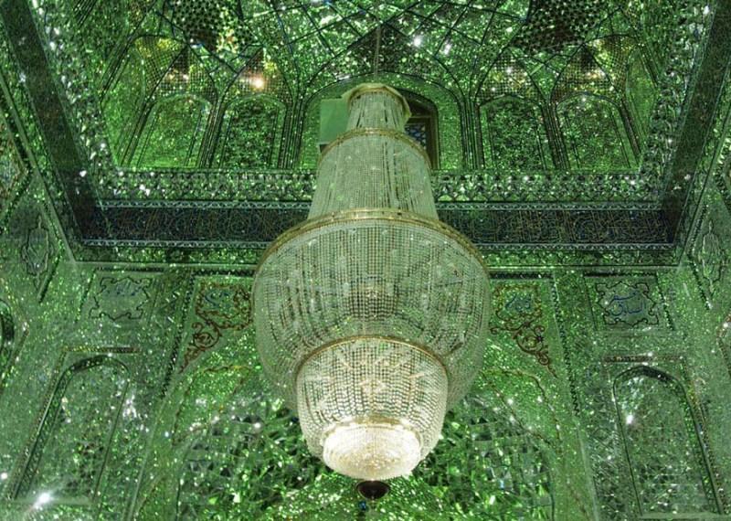 emerald-tomb-ceiling-shah-cheragh-shiraz-iran-vinegret-9