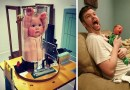 20 самых смешных фотографий с маленькими детьми.