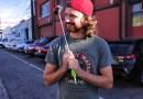 Видео: Камеру GoPro Hero 5 Session повесили на стрелу и выстрелили ею из лука.