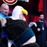 Видео: Новый веселый клип группы Ленинград на песню «Обезьяна и Орёл» начал собирать просмотры на YouTube.