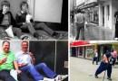 Уличный фотограф выслеживает людей, фотографии которых он дела около 40 лет назад, чтобы воссоздать снимки с ними уже сейчас.