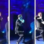Видео: Пьяный в «дым» Лепс упал прямо на сцене.