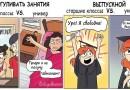 Эти смешные комиксы покажут вам, чем отличается старшая школа от университета.