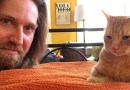 Кот будил своего хозяина каждое утро в 4 часа, но месть не заставила себя долго ждать — человек наказал наглого кота, разбудив его в 4 часа вечера. [Видео]