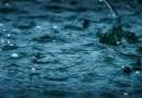 Потрясающее успокаивающее видео падения капель дождя и града от Лавиниу Лазар.