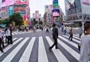 Парень провел время в Токио, не расставаясь со своим велосипедом. [Видео]