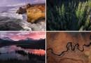 Потрясающее видео с шикарнейшими видами штата Орегон с высоты птичьего полета.