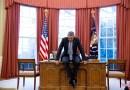 Фотограф Обамы поделился лучшими фото президента за последние 12 месяцев.