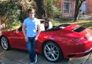 Видео: Парень синхронизировал Porsche 911 с компьютерной игрой «Doom».