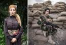 За голову этой 23-летней девушки, убившей 100 боевиков ИГИЛ, назначено вознаграждение в размере 1 млн. долларов США.
