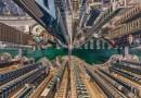 20 фотографий разных городов мира с высоты птичьего полета.