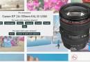 Появился сайт, помогающий выбрать лучший объектив по понравившимся фотографиям.