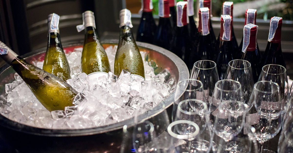 Why Wine Should Never Be Served IceCold  VinePair