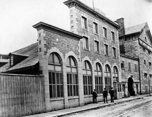 Molson Brewery circa 1786