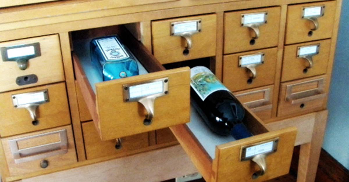 9 Liquor Storage Ideas For Small Spaces  VinePair